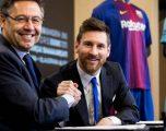 Dy kushtet e Messit për të vazhduar kontratën me Barcelonën