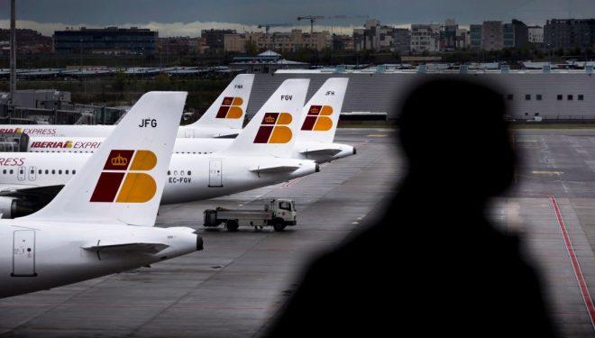 """Aeroporti i Madridit po kërkon pronarin e """"aeroplanit fantazmë"""" të braktisur dhjetë vjet më parë"""