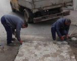 Gjilani fillon sanimin e përkohshëm të gropave deri në përmirësimin e kushteve atmosferike