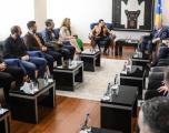 Kryeministri Haradinaj priti në takim Shoqatën e Gastronomëve të Prishtinës