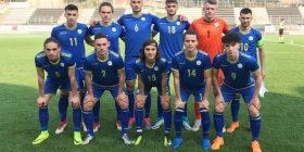 """Kosova fiton kundër Anglisë në """"Roma Caput Mundi"""""""