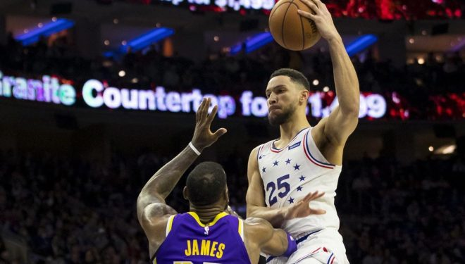 Philadelphia mposhtë thellë LA Lakers, kampioni në fuqi vazhdon me fitore