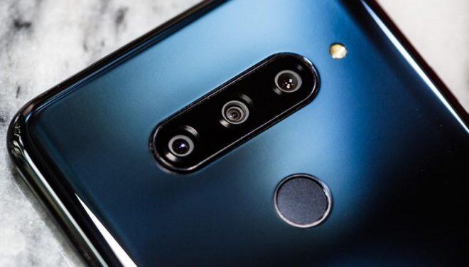 LG shtyn debutimin e telefonit 5G