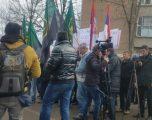 Protestë në veri