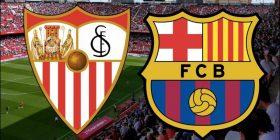 Sevilla – Barcelona, formacionet zyrtare të derbit të javës në La Liga