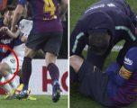 Lëndohet Messi, mund të mungojë në El Clasico ndaj Real Madridit?