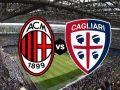 Milani-Cagliari: Formacionet zyrtare, Paqueta nga fillimi