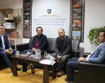 Ministri Gashi: Uroj që filmi 'Në mes' të arrijë ndonjë çmim në 'Berlinale'