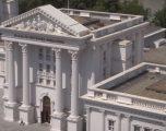 """Hiqen mbishkrimet në Qeveri, do të shkruhet emri i ri """"Republika e Maqedonisë së Veriut"""""""