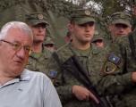 Sheshel tallet me Ushtrinë e Kosovës