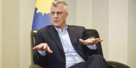 Hashim Thaçi: Pa Shqipërinë, Kosova nuk do të ishte e lirë dhe e pavarur