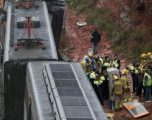 Mbi 90 persona të lënduar nga përplasja e trenit në Spanjë