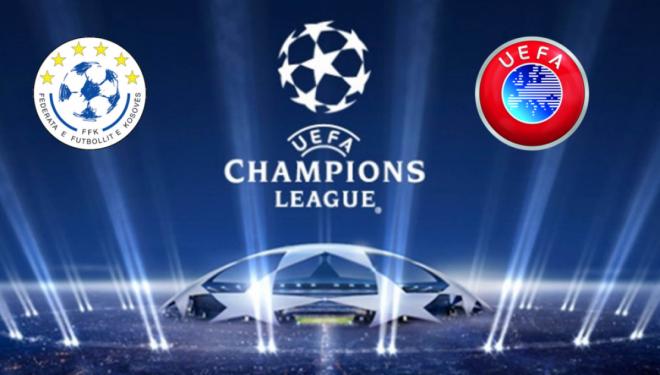 UEFA ia beson FFK-së organizimin e rrethit paraeliminator të Ligës së Kampionëve
