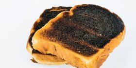 Kujdes, ushqimet e djegura përmbajnë shumë kimikate kancerogjene