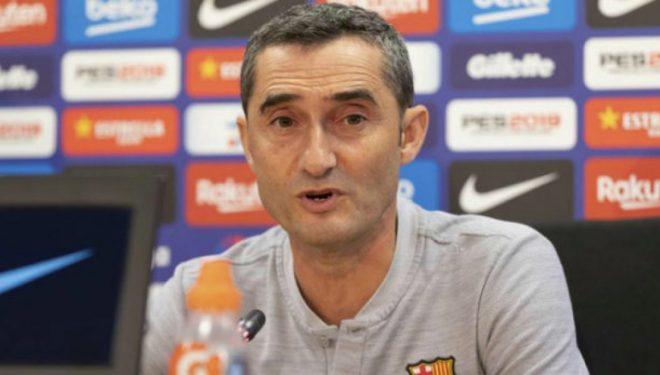 Valverde arsyeton barazimin me Bilbaon dhe flet rreth gjendjes së fundit të Messit