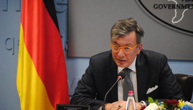 Ambasadori gjerman mbron atë zviceran: Kolegu im e tha atë që e mendojnë të gjithë