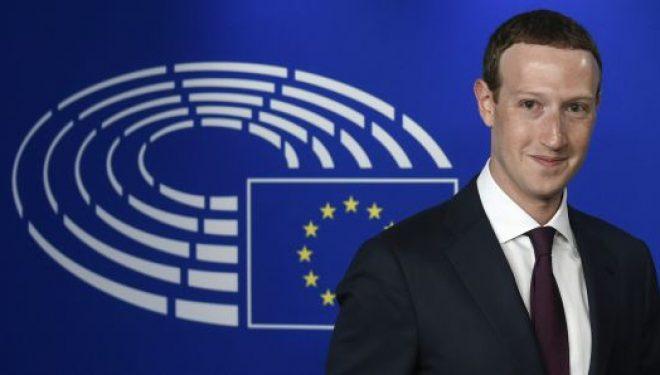 Facebook shtrëngon kontrollet mbi reklamat politike përpara zgjedhjeve të Bashkimit Evropian