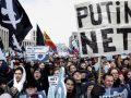 Protesta në Rusi për lirinë në internet