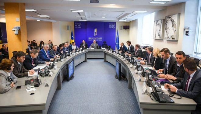 Miratohet nisma për financimin e projektit për trajtimin e ujërave të zeza në Gjilan