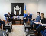 Haradinaj priti në takim shefin e ri të zyrës sllovake në Kosovë, Kostilnik