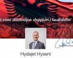 Sot më 10 Mars 2019, e ka ditëlindjen Hydajet HYSENI!
