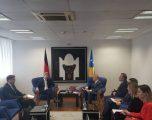 Nis takimi i Haradinajt me këshilltarët e Merkelit