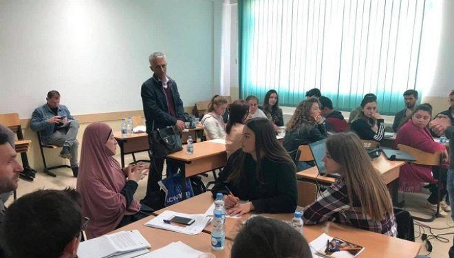 Gjilani me trajnime intensive për projektet e Komisionit Evropian