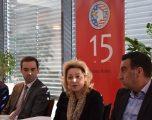Anëtarët e Odës Amerikane takohen me Shefen e Zyrës së BE-së në Kosovë