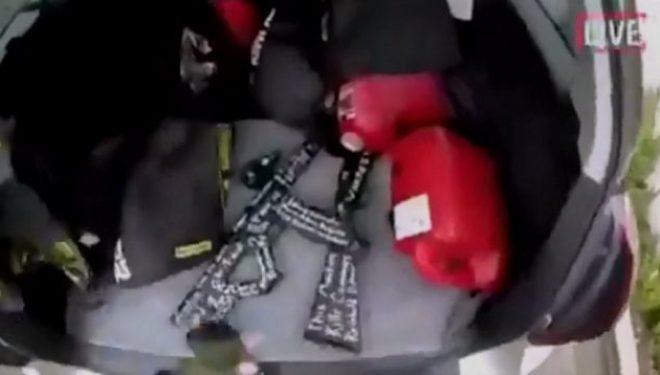 Emrat e carëve serbë në armët e sulmuesit në xhaminë në Zelandën e Re?