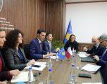 Shala takoi ministrin e Punëve të Jashtme dhe Tregtisë së Maltës, kërkon rritjen e bashkimit ekonomik