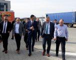 """Ministri Shala vizitoi kompaninë """"Frutex"""""""