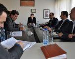 Murtezaj viziton drejtoritë rajonale të ATK-së