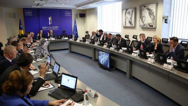 Me propozimin e Ministres Hoxha, Qeveria miratoi Programin Kombëtar për Zbatimin e MSA-së