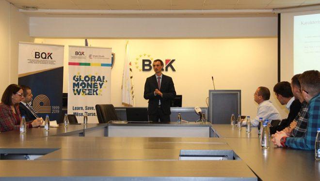 BQK-ja informoi Bankierët e rinj me mënyrën e funksionimin dhe rolin e saj në ekonomi