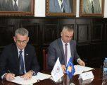 UP-ja dhe ARC-ja nënshkruajnë memorandum për shkëmbim të të dhënave