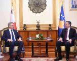 Veseli takoi ministrin e jashtëm të Maltës