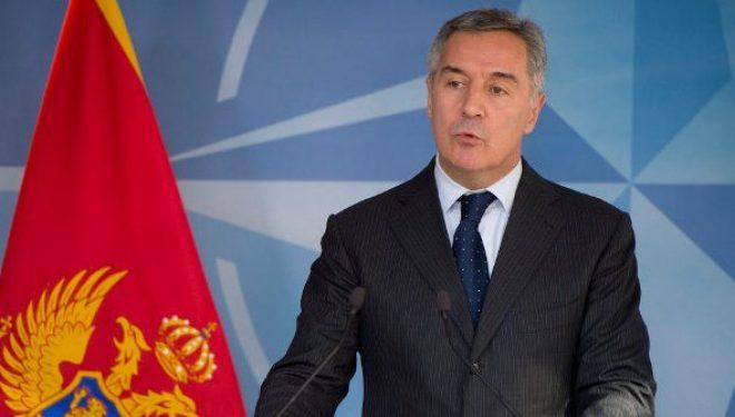 Gjukanoviq: Prishtina dhe Beogradi të inspirohen nga marrëveshja e Prespës për të vazhduar dialogun e Brukselit