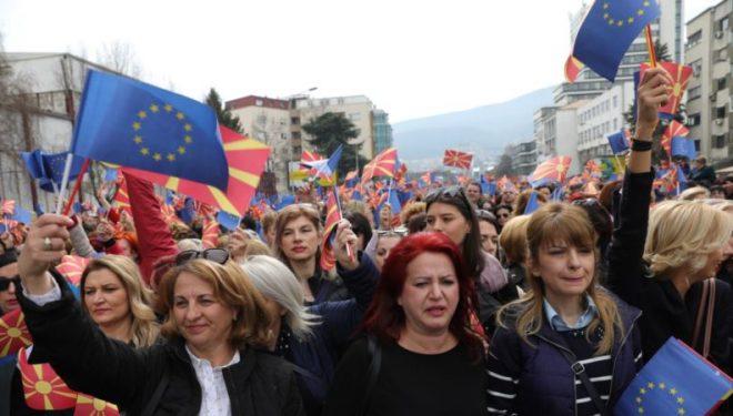 Përfaqësim i ulët i grave në institucionet e Maqedonisë së Veriut