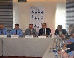 Mustafa u takua me Këshillin Komunal për Siguri në Bashkësi në Ferizaj