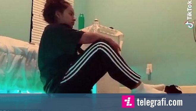 Rrotullimi si pjata e mikrovalës, sfida e fundit që po realizohet nga të rinjtë (Video)