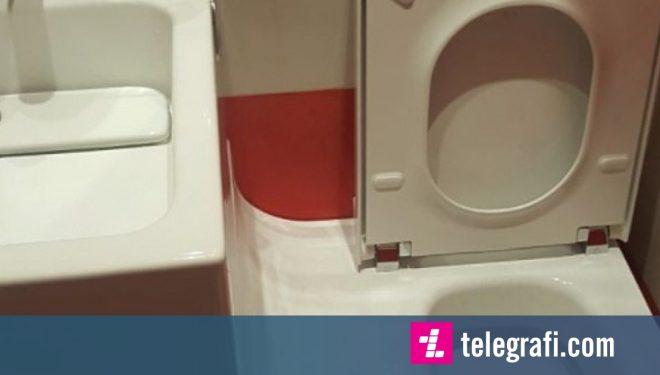 Tualetet më bizare, rregullime të çuditshme dhe mungesë privatësie (Foto)