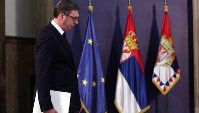 """Vuçiq mbron """"Ballkanin e Hapur"""": Fitojnë të gjithë vendet, të bashkohet edhe Kosova"""