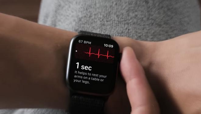 Funksioni EKG i Apple Watch vjen në 19 vende Evropiane