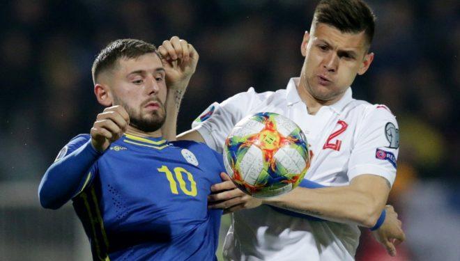 Kosova barazon rezultatin, supergol nga Zeneli