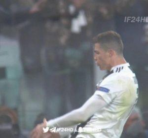 Ronaldo i hakmerret Simeones për festën në Madrid (Video)