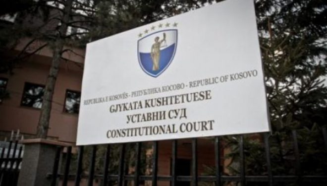 Gjykata Kushtetuese, shfuqizon nenin diskriminues të ligjit për Kryqin e Kuq
