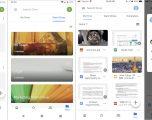 Google Drive vjen me dizajnin material në Android dhe iOS