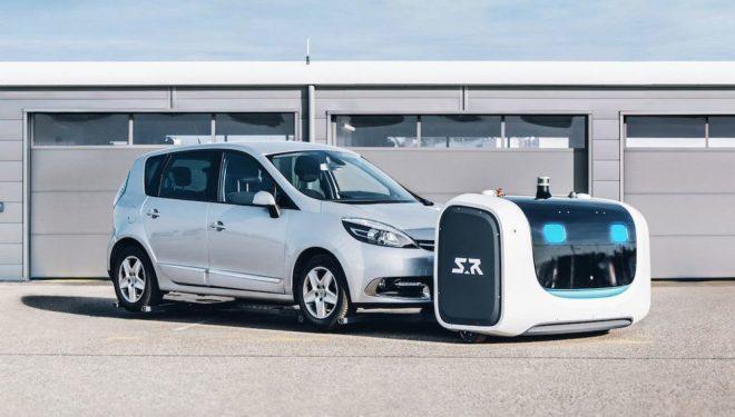 Robotët kanë filluar të parkojnë makinat në aeroportet Franceze