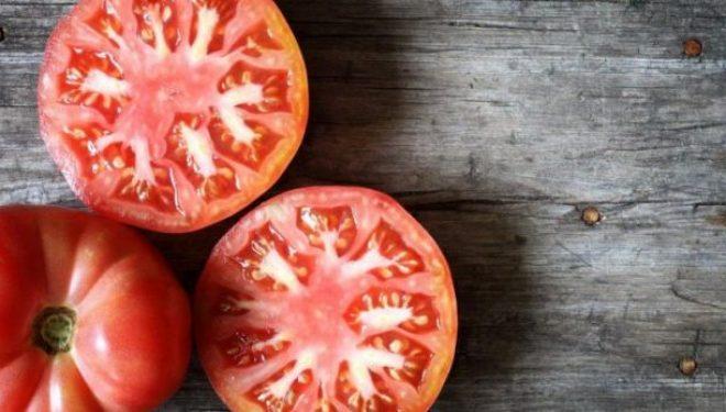 Nëse hani domate do të jetoni më gjatë