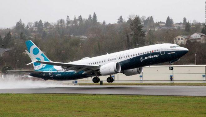 """Ndalohen fluturimet e avionëve """"Boing 737-8 e 737-9 MAX"""" në Shqipëri"""